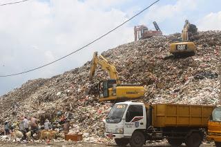 Photo of Kendala Teknik, Sampah Depok Belum Bisa Dibuang Ke TPA Nambo