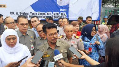 Photo of Mentan SYL dan Gubernur Jatim Lepas Ekspor di Pelabuhan Tanjung Perak