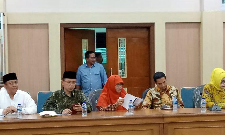 Photo of Kunjungan Kerja di Kantor Kementerian Agama Jabar, Nur Azizah Tahmid: Asrama Haji Harus Bermanfaat Bagi Masyarakat
