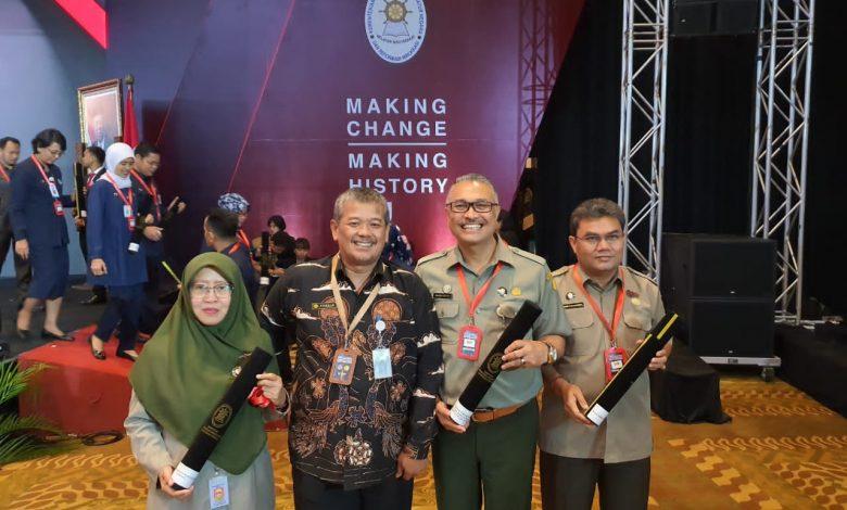 Photo of Tiga UPT Ditjen PKH Kementan Raih Penghargaan Zona Integritas WBK