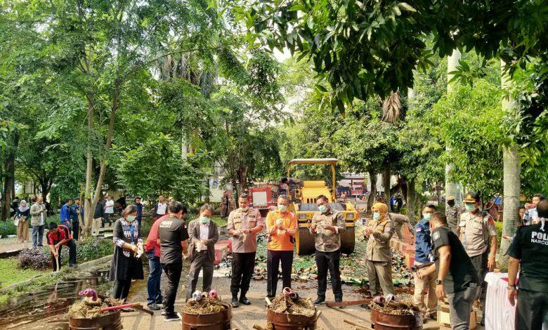 Photo of Unit Resmob Polres Depok Berhasil Menangkap Pelaku Pencurian Dengan Kekerasan