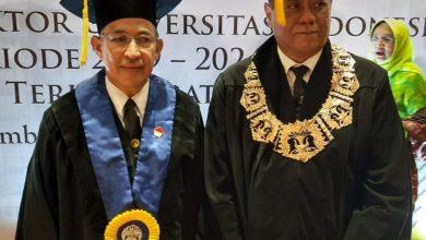 Photo of Sah Ari Kuncoro Nahkodai Universitas Indonesia