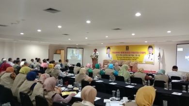 Photo of Rekrut Kader Baru, DPD PKS Depok Gelar Training Orientasi