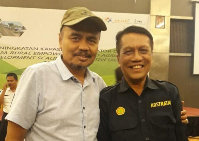 Photo of Kadistan Tolitoli: BPP Ginunggung Sulteng dengan  Tuban Jabar Bisa Teleconfren Karena Program Kostratani
