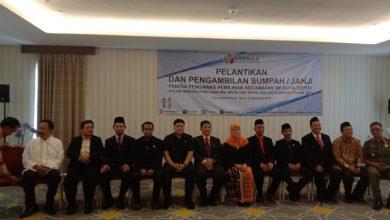 Photo of Pelantikan 33 Anggota Panwas Kecamatan se-Kota Depok, Sekda: Anggota Panwas Jangan Pandang Bulu