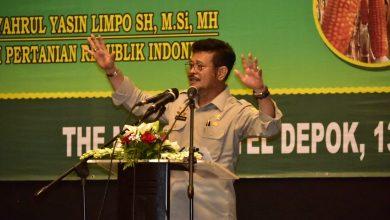 Photo of Mentan Syahrul Paparkan Terobosan Majukan Pertanian