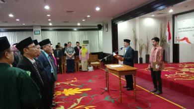 Photo of 11 Kepala Sekretariat Panwas Kecamatan dilantik, Sekda: Harus Profesional