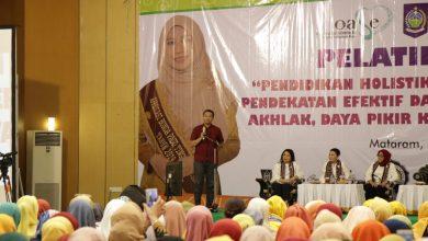 Photo of Gubernur NTB Apresiasi Pelatihan Pendidikan Berbasis Karakter Yang Digagas Istri Para Menteri