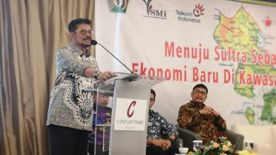 Photo of Mentan SYL: Pertanian Sultra Kekuatan Ekonomi Indonesia Timur