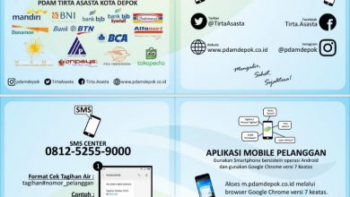 Photo of Akses Layanan Pelanggan,Tirta Asasta Hadirkan SMS Center