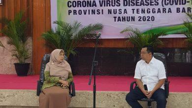 Photo of Gubernur NTB Umumkan Satu Orang Warga NTB Positif Covid-19