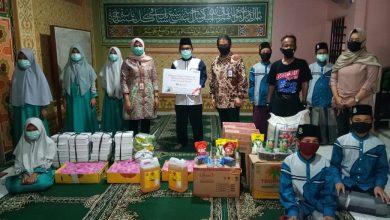 Photo of BNI Berbagi Salurkan Sembako ke 3 Panti Asuhan di Depok