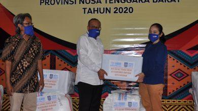 Photo of YPII NTB  Sumbang APD Ke Gugus Tugas Covid-19 NTB