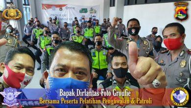 Photo of Kombes Pol Noviar Buka Pelatihan Pengawalan dan Patroli