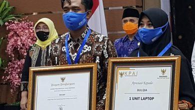 Photo of Kampanyekan Pencegahan Covid-19, Siswa Disabilitas Asal Mataram Terima Penghargaan Dari KPAI