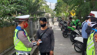 Photo of Pelanggaran Tidak Gunakan Helm Menurun di Hari ke 11 Operasi Patuh Gatarin 2020