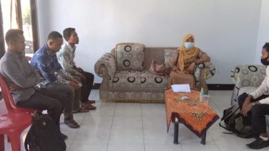 Photo of Perkuat Kerja Organisasi, PCPM BOLO Silaturahmi Bersama Camat Bolo kabupaten Bima.