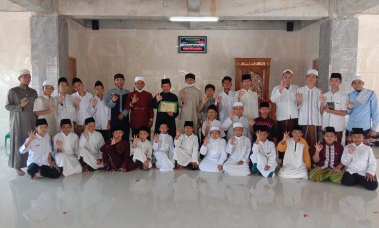 Photo of Yamin Kamaludin Santri Ponpes Fantastis Beberkan Tips Menghafal 30 Juz Al-Qur'an dalam Waktu Singkat