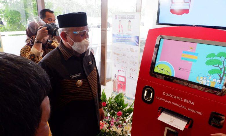 Photo of Terus Tingkatkan Pelayanan Kepada Masyarakat, Pemkot Depok Resmikan ADM