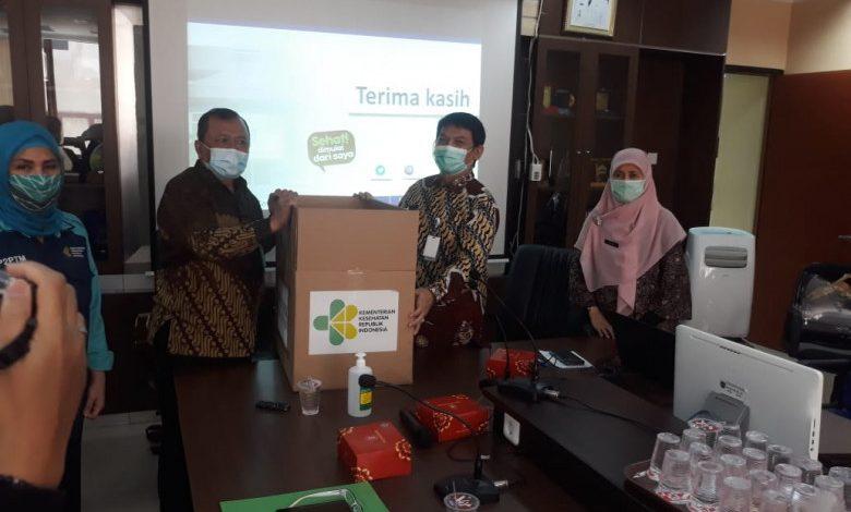 Photo of Sekda Depok Dampingi Stafsus Menkes Tinjau Kesiapan Wisma Atlet Cilodong Jadi Tempat Isolasi