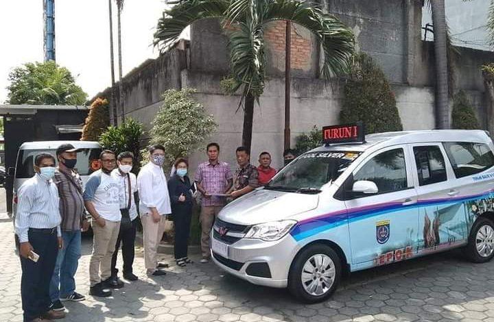 Photo of Dishub Depok Uji Coba 20 Unit Angkot Ber-AC