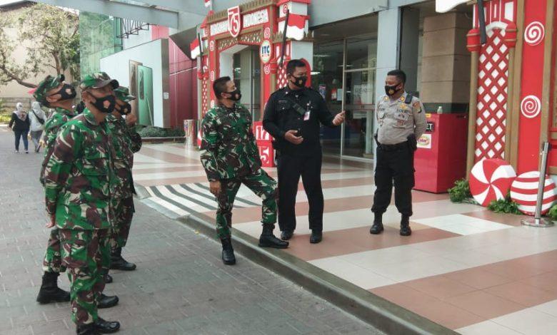 Photo of Pastikan Pencegahan Covid-19, Dandim Depok Cek Penerapan Protokol Kesehatan di Pusat Perbelanjaan