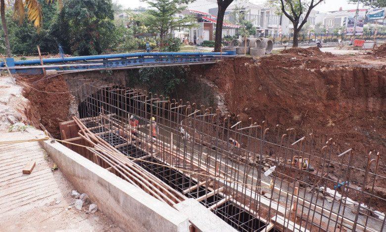 Photo of Ini Gebrakan DPUPR Kota Depok Dalam Mencegah Cut Off Dua Proyek Jembatan di GDC