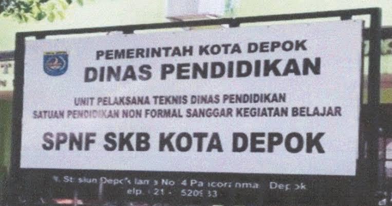 Photo of Sanggar Kegiatan Belajar di Depok Tetap Dilakukan Secara Daring