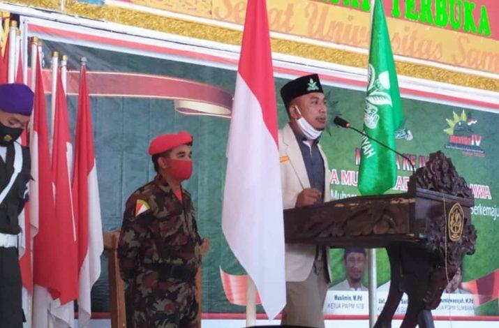 Photo of Pemuda Muhammadiyah NTB Desak Gubernur Perhatikan Pelayanan RSUD