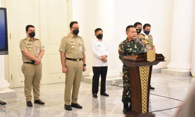 Photo of TNI-Polri Siap Bantu Pemprov DKI Pantau Penerapan PSBB Secara Ketat
