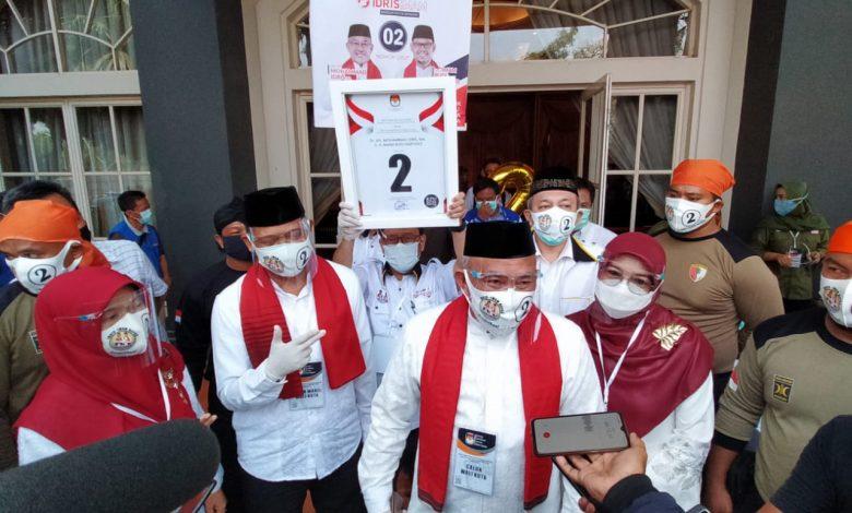 Photo of Resmi Dapatkan Nomor Urut 2, Idris-Imam Keluarkan 9 Maklumat Untuk Pendukung dan Relawan
