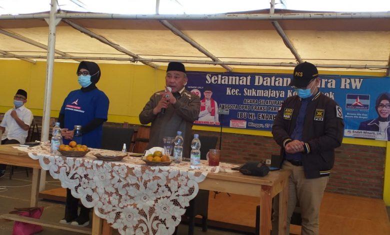 Photo of Endah Winarti Targetkan Idris-IBH Peroleh 70 Persen Suara di Sukmajaya