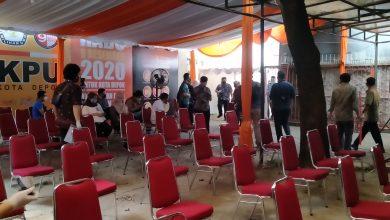 Photo of Begini Kondisi Hari Pertama Pendaftaran Calon Kepala Daerah di KPU Depok