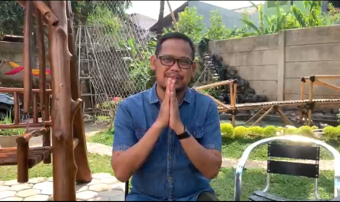 Photo of Jelang Tes Kesehatan, Balon Wakil Wali Kota Depok IBH Lakukan Ini