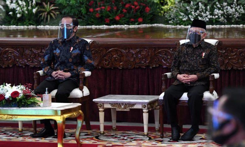 Photo of Wapres Ma'ruf Amin Dukung BPK Periksa Dana Penanganan Covid-19 di Istana Negara