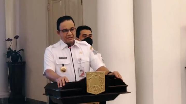 Photo of Jakarta Darurat Covid-19, Anies Kembali Terapkan PSBB Total Mulai 14 September