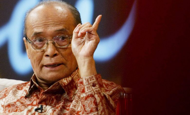 Photo of Buya Syafii: Indonesia Bisa Oleng Jika dokter Meninggal Akibat Covid-19 Terus Bertambah