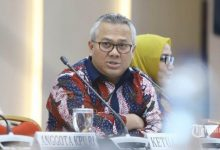 Photo of Ketua KPU RI Arief Budiman Positif Covid-19