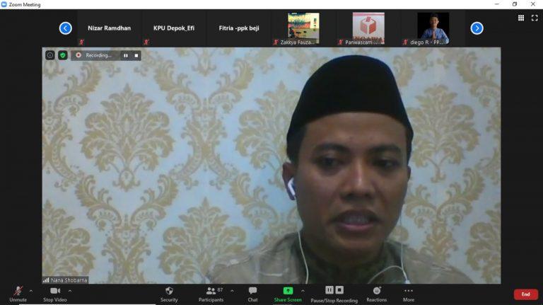 Photo of Momen Maulid Nabi, KPU Munajatkan Doa untuk Pilkada Depok Sukses
