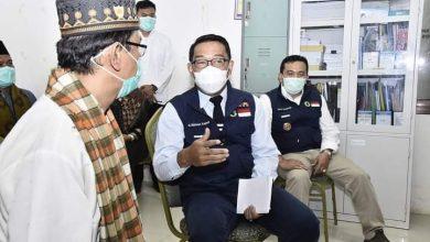 Photo of Ridwan Kamil: Vaksin Covid-19 Hanya Untuk Usia Tertentu