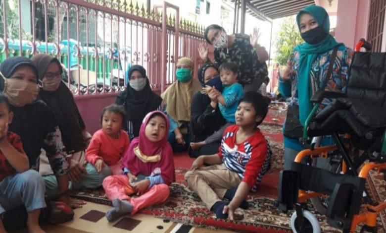 Photo of Nasib Kaum Disabilitas di Kota Depok Jadi Perhatian Serius Pasangan Pradi-Afifah