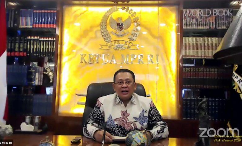 Photo of Ketua MPR Yakin Pemerintah Terbuka Terima Masukan Pro Kontra Pilkada di tengah Pandemi Covid-19