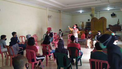 Photo of Tekan Covid-19, Damkar Depok Gencarkan Edukasi Penerapan 3M