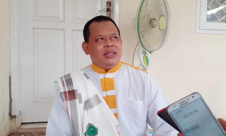 Photo of Tajudin Tabri Jamin Depok Jadi Kota Religius Dibawah Kepemimpinan Pradi-Afifah