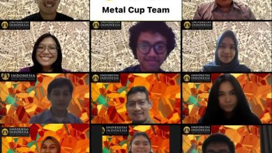 "Photo of Mahasiswa FTUI Raih Juara Tiga Dunia Kompetisi ""Metal Cup"" Gold Season"