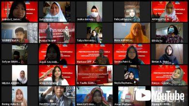 Photo of Peringati Hari Sumpah Pemuda, UI Lantik 100 Pelajar Penggiat Pancasila