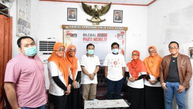 Photo of Sosialisasi Pilkada 2020, KPU Depok Lakukan Webinar Kepada Ribuan Pemilh Milenial