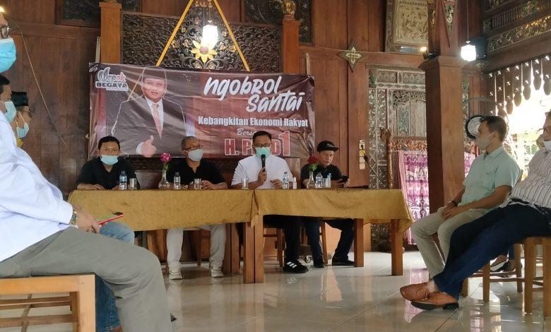 Photo of Diminta Rubah Sistem Ekonomi, Pradi: Kita Bertekad Jadikan UMKM Pro Rakyat