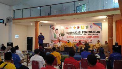 Photo of Gelar Konsolidasi, Partai 'Koalisi Depok Bangkit' Panaskan Mesin Menangkan Pradi-Afifah