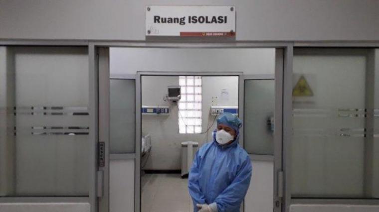 Photo of Ridwan Kamil: Ruang Isolasi Pasien Covid-19 di Bodebek Lewati Standar WHO